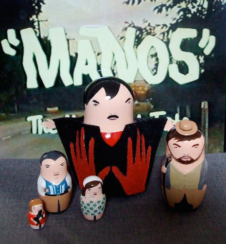 Manos: The Hands of Fate Russian nesting dolls