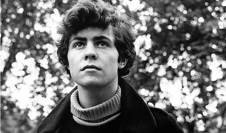 A young Marc Bolan (mid-60s)