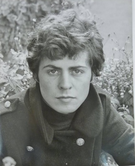A young Marc Bolan (age 18 in 1965)