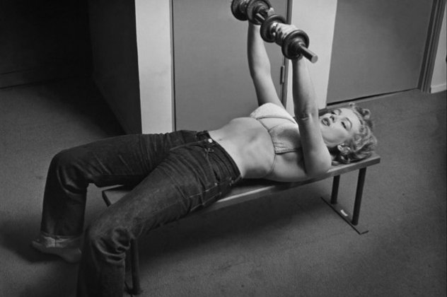 Marilyn Monroe's prizefighter-style diet is all protein and fat