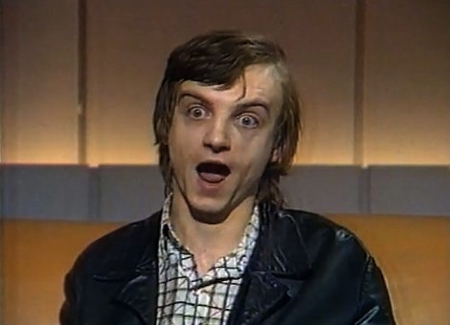 The Fall's Mark E. Smith predicts 'The Clash are going to be very big,' 1976