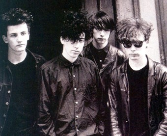 The Jesus and Mary Chain's Douglas Hart, this week on 'The Pharmacy'