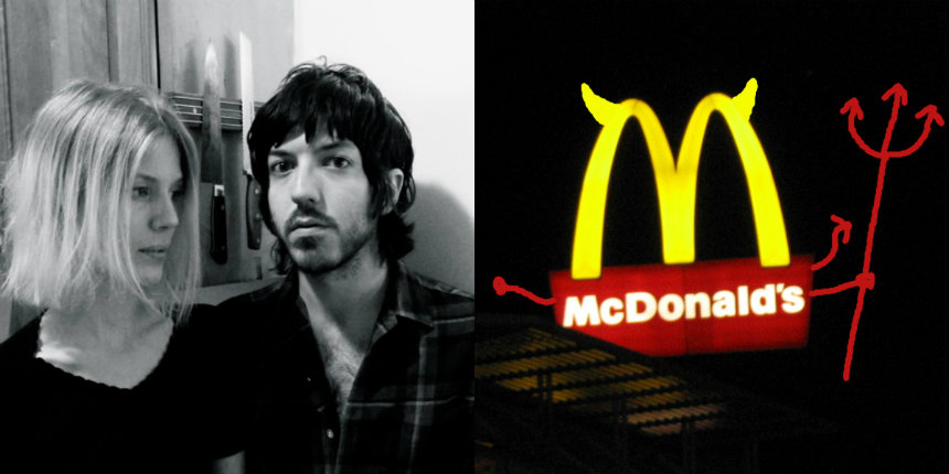 McDonald's asks indie band to play for free during SXSW. Read their fantastic reply