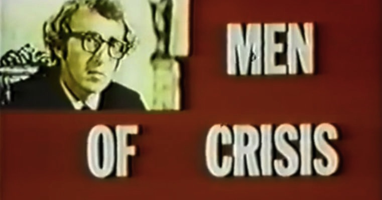 'Men of Crisis': Woody Allen's 1972 PBS 'mockumentary' that was cancelled for political reasons
