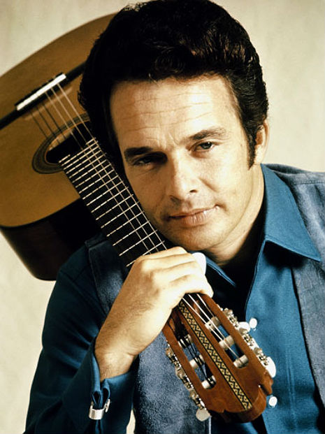 Merle Haggard does hilarious impressions of Johnny Cash, Buck Owens and other Country greats