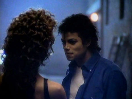Michael Jackson's 'The Way You Make Feel' video minus the music is some serious psycho stalker shit