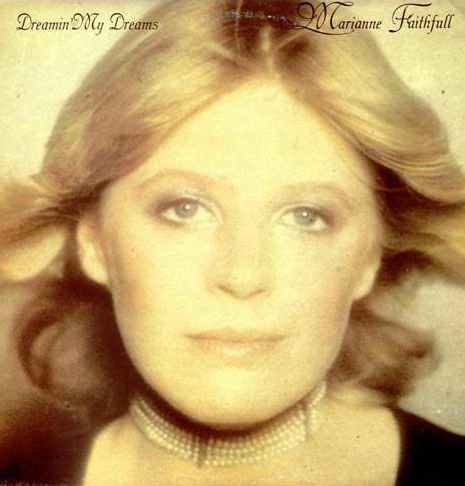 Marianne Faithfull as Honky-Tonk Angel: Her abandoned country album from the '70s