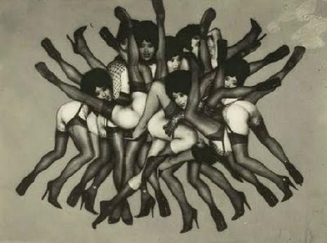 The Autoerotic Art of Pierre Molinier