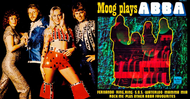 'Moog Plays ABBA': Australian synthesizer record rarity is fantastic goofy fun