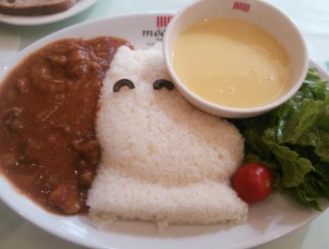 Moomin rice
