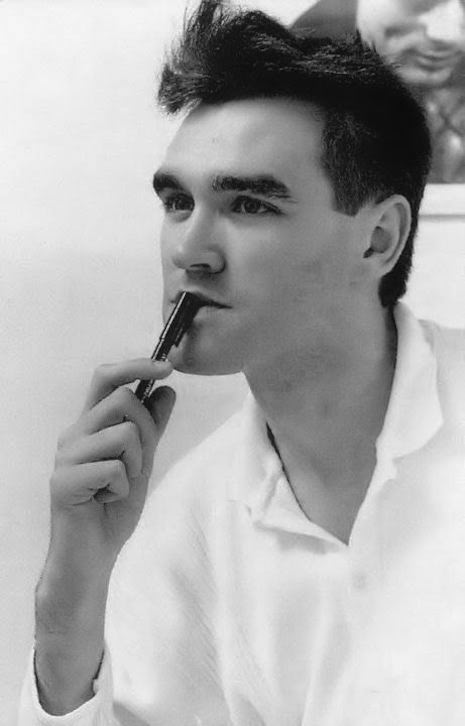 Morrissey, the writer