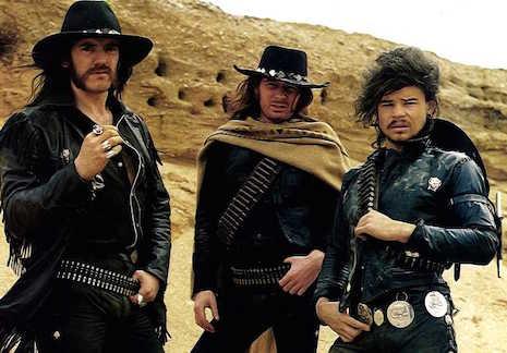Motörhead circa 1980