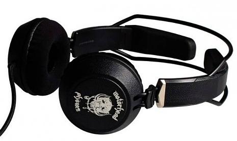 Motörheadphones: 'By rockers for rockers'