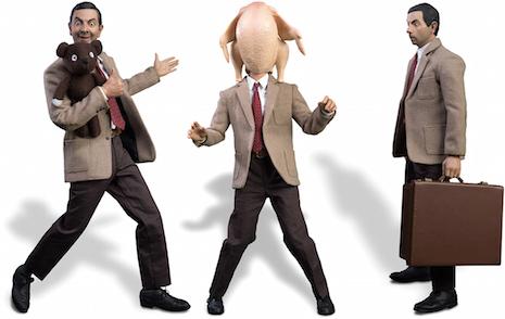 Mr. Bean figure