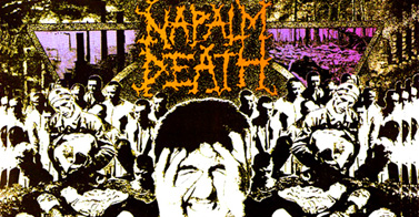 Napalm Death on children's TV, 1989