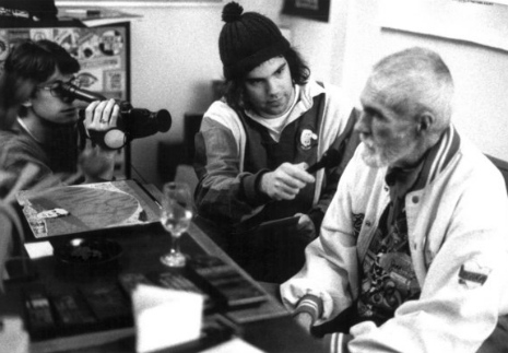 Timothy Leary interviewed by uber nerd Nardwuar in 1994