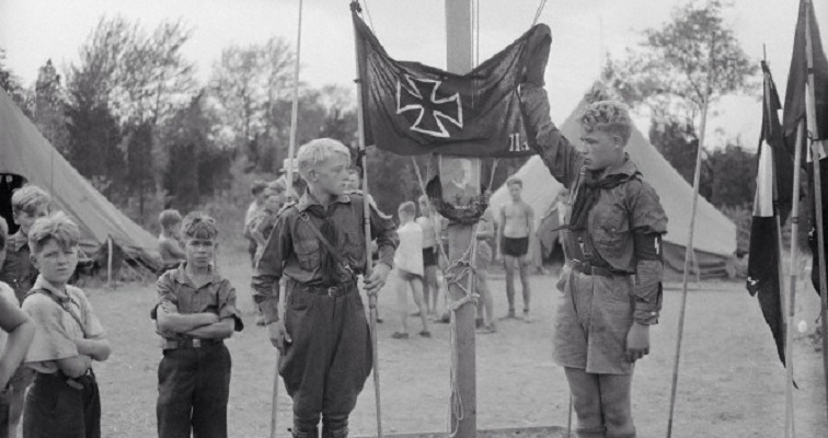 Scenes from Camp Siegfried, a 1930s Nazi summer camp… in Long Island!