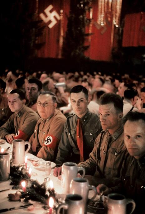Nazi X-mas