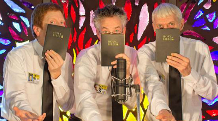 'Christianity is Stupid': Negativland takes on religion in 'It's All In Your Head'