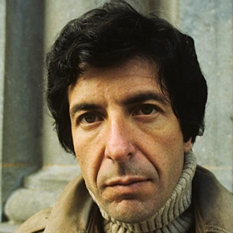 'I'm Your Man': Biographer Sylvie Simmons on the life of Leonard Cohen