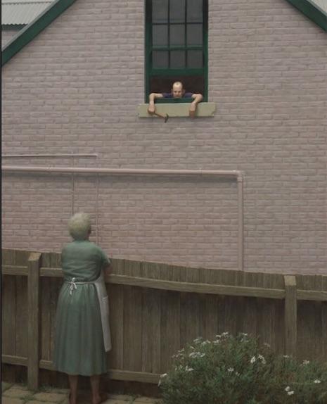 Neighbors - Ron Francis