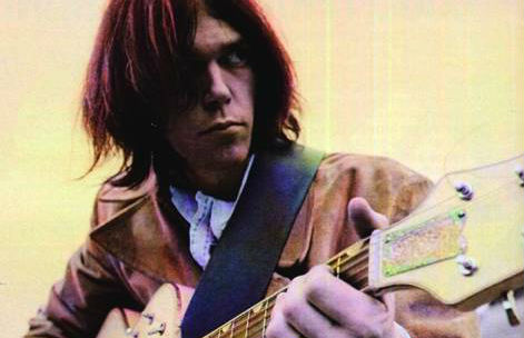 Neil Young's hard to see 'Muddy Track' movie: 'I don't know what the f*ck it is'