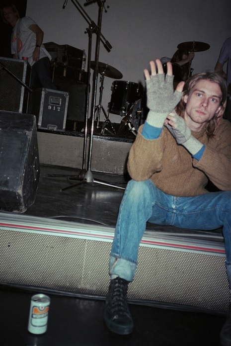 'Experiencing Nirvana: Grunge in Europe, 1989': Sub Pop co-founder Bruce Pavitt on his new book