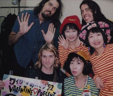 Hello Kitty is a punk rocker: Kurt Cobain's (other) favorite band, Shonen Knife