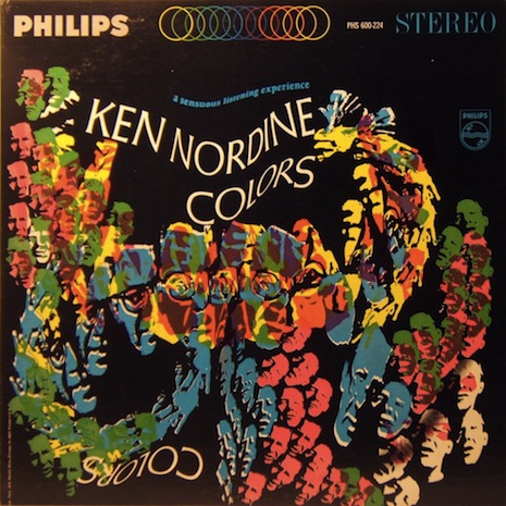 Beat poetry meets 'Mad Men'-era advertising: Ken Nordine's loopy 1966 cult album, 'Colors'