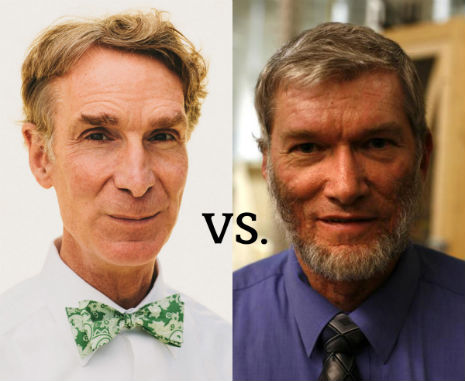 Get your popcorn ready: Bill Nye the science guy to debate idiot Creation Museum founder Ken Ham