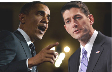 Of All People: Did Obama plagiarize Paul Ryan in his inaugural speech?