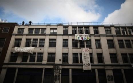 occupylondonubsbuilding