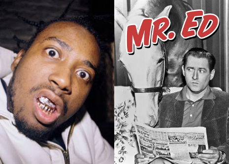 'That pimply faced sack of demon seed': ODB's apocryphal 'Mister Ed' audition recording