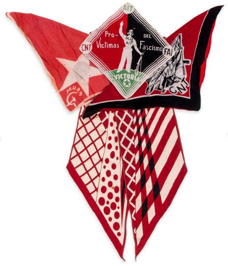 Orwell's neckerchiefs