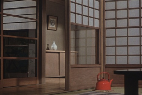 Ozu pillow shot