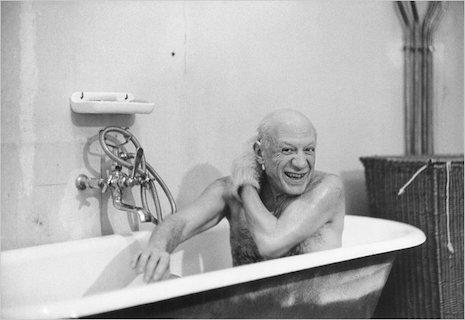 Pablo Picasso, 1956