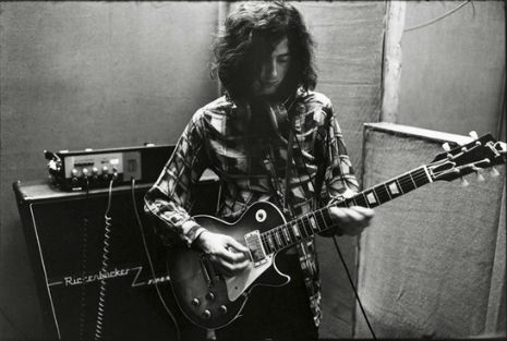 Jimmy Page on the art of songwriting, a Dangerous Minds exclusive