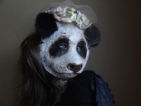 Panda Bear mask by Panda Bear mask
