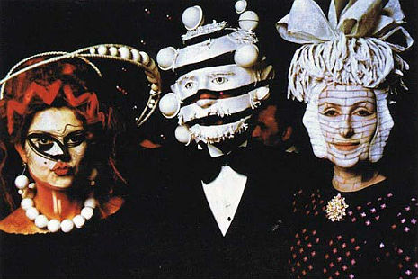 Inside the Surrealist Ball, 1972