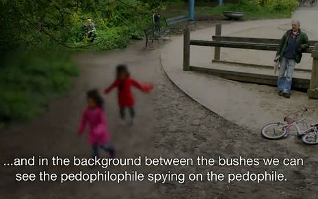 Pedophiles harassed by pedophilophiles