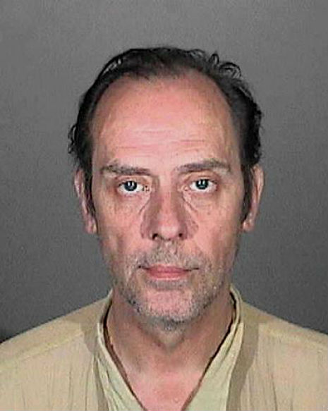 Goth King Peter Murphy arrested for hit and run, possible meth possesion, in Los Angeles