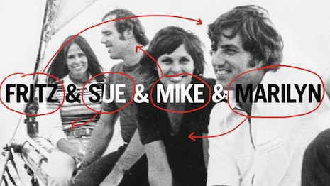 Major League swingers: NY Yankees Fritz Peterson and Mike Kekich swap families, 1972