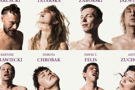 Now it's film critics all over Europe who are posing with their best sex faces for Lars von Trier