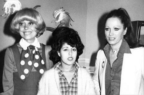 Poly, Carol, Jackie