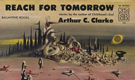 REACH FOR TOMORROW CLARKE