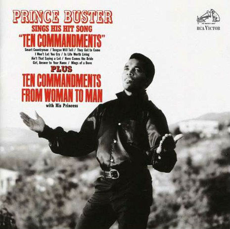 Ska's politically incorrect battle of the sexes: Prince Buster's '10 Commandments' (and the reply!)