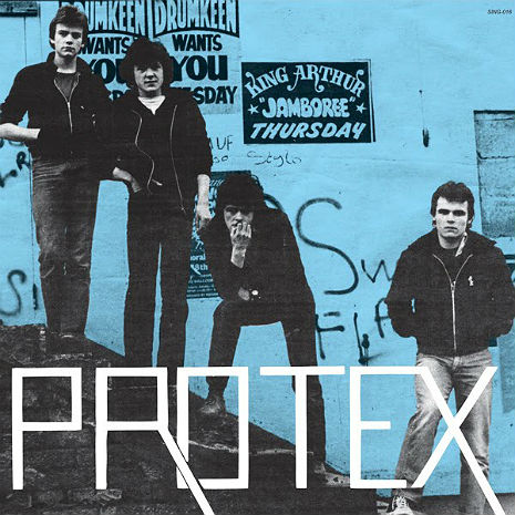 Sham Rock: Protex's earnest Northern Irish power pop punk