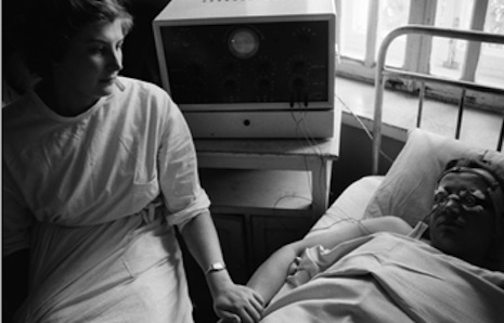 'Psychiatry in Russia': Albert Maysles' first documentary, 1955