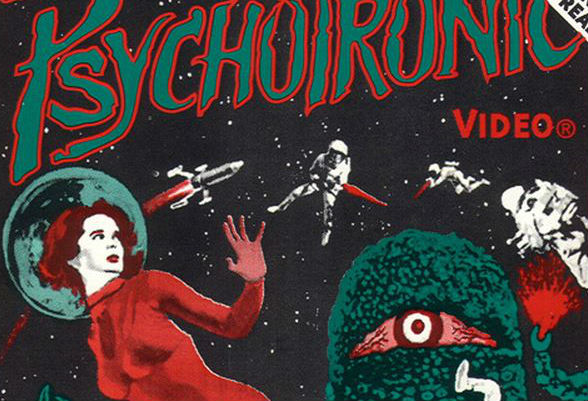 Awesome Psychotronic Video magazine covers