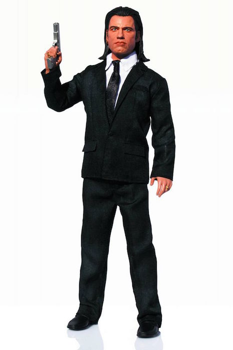 Vincent Vega talking action figure (from Pulp Fiction)